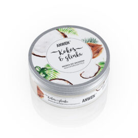 Anwen Coconut and Clay Hair mask