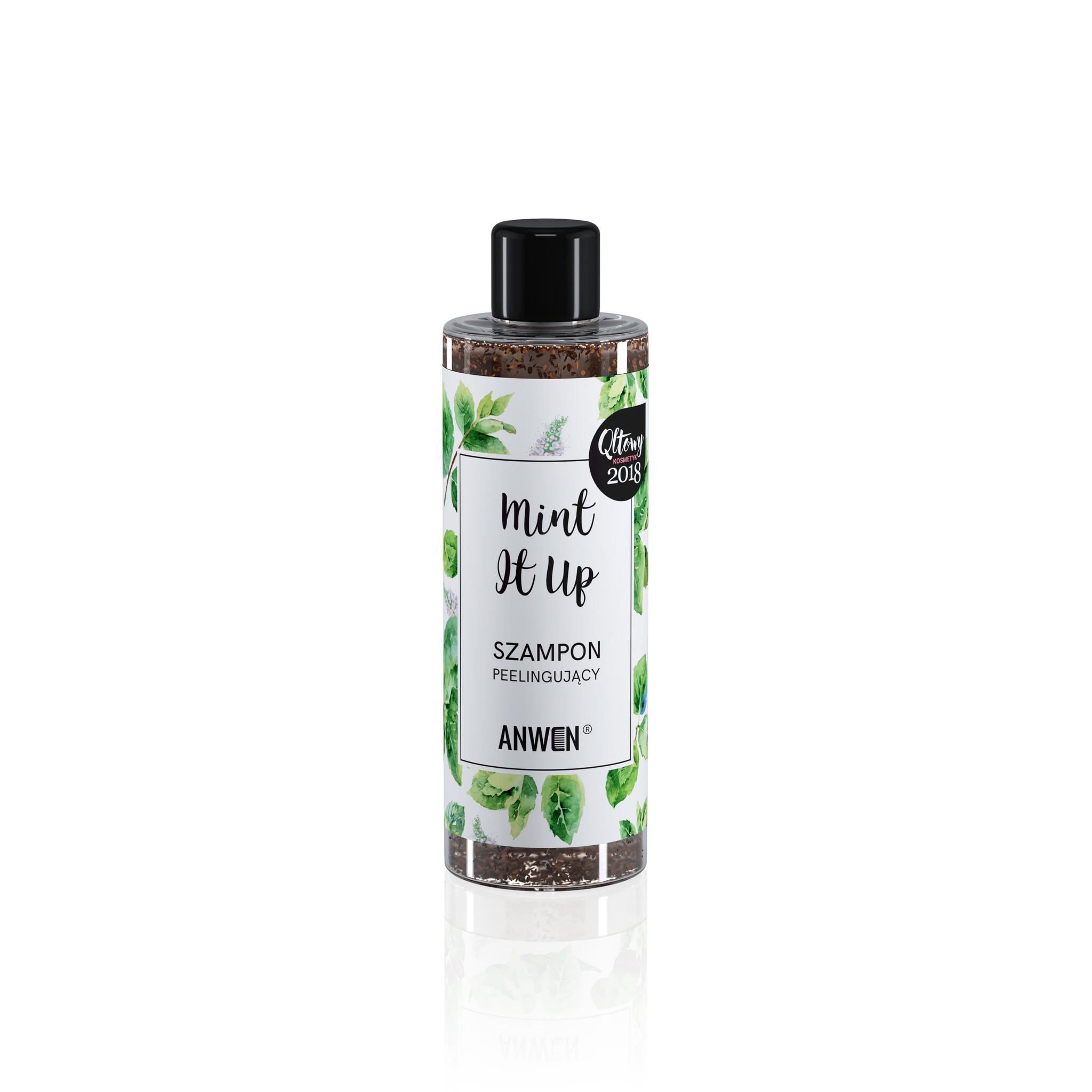 Anwen Mint It Up Peeling Shampoo