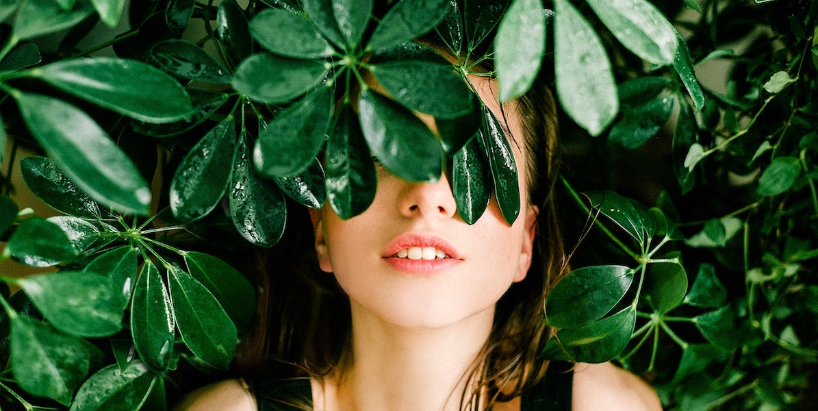 Natural Cosmetics for oily and acne skin