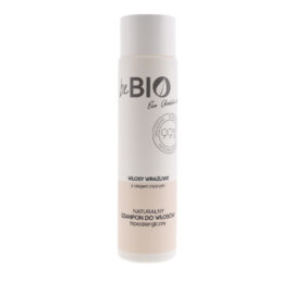 Bebio shampoo for sensitive hair